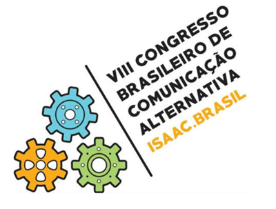 logo VIII Congresso Brasileiro de Comunicação Alternativa