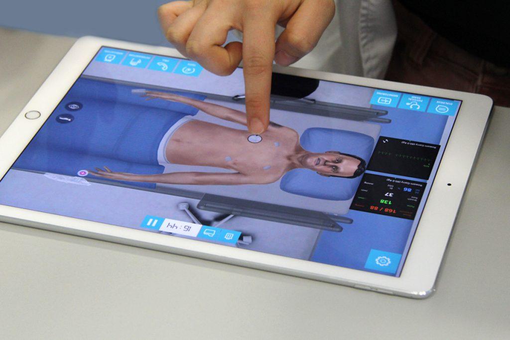 paciente virtual